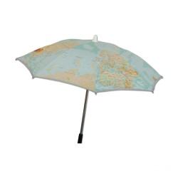 Regenschirm Mapamundi