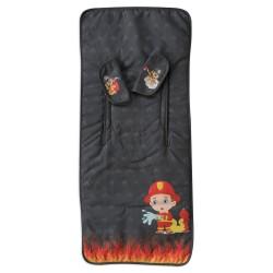 Lightweight chair mat Harness Covers Fireman