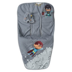 Harness chair mat covers Hero Boy