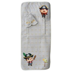 Lightweight chair cushion covers Harness Bad Pirate