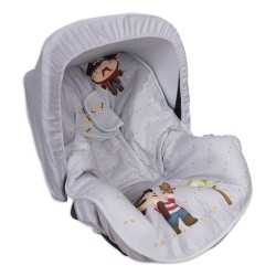 Group 0 canopied mat and covers Harness Bad Pirate