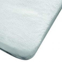 """Waterproof Protector minicot """"NEXT TO ME CHICCO"""" 100% Cotton Towel"""