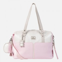 Baby Pink Combined Maternity Bag