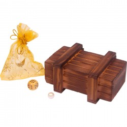 "Trick Box ""Wooden Trunk"""