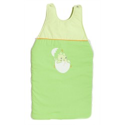 Sleeping bag for baby dino