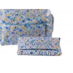 Blue Spring dressing Plastificado