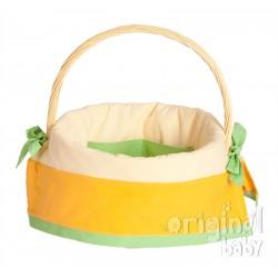 Cesta Botellero habitación bebé. Pinzas 16