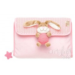 Pink Bunny nappy