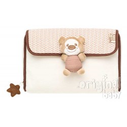 Nappy beige teddy