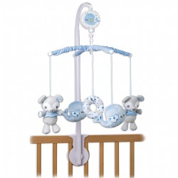 Blue Sailors musical carousel