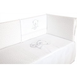 Crib Quilt 70 x 140 Series 32 PROTECTOR INCLUDED