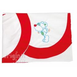 Sheet Set red car ratoncito