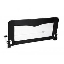 Flow bed barrier 90 cm Black