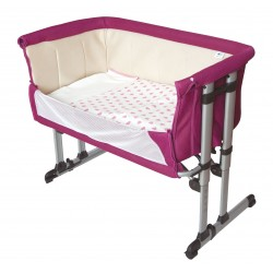 Co-sleeping Accessories Kit minicot By my Side Rosa