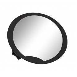 Security oval mirror