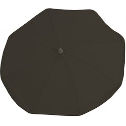 Sunshade chair Black UV filter