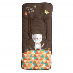Choco Kitty mat light