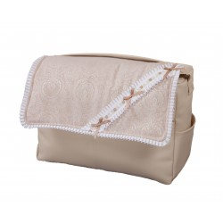 Bonbon bag Beige