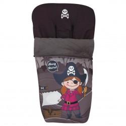 Footmuff Girl Pirate Ship