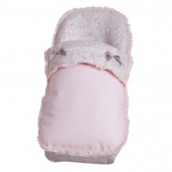 Candy bag for Bugaboo baby pink