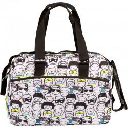 Maternal bag + Exchanger People Tuc Tuc